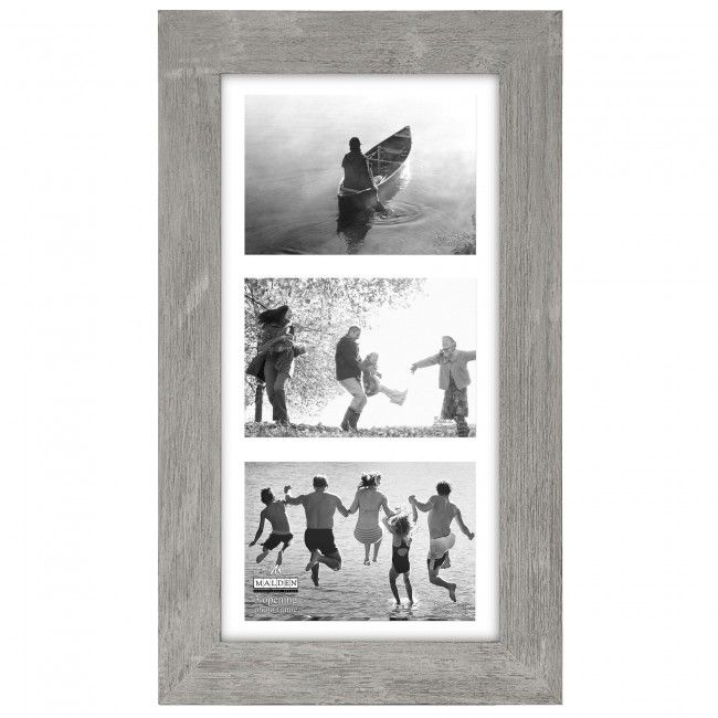 Display your favourite memories on this contemporary style picture frame.