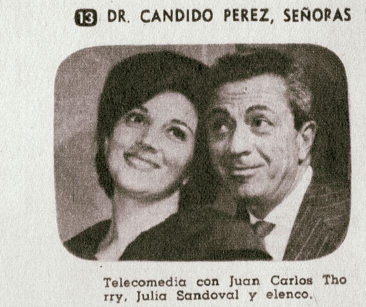 Recorte de programación. CANAL 13, Buenos Aires, 1960.