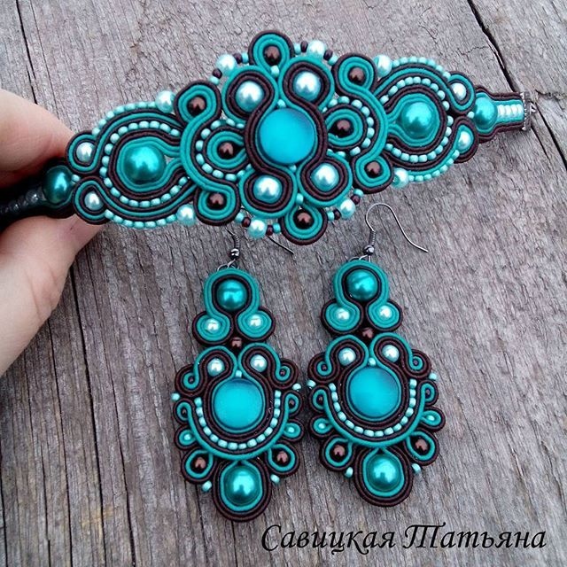 Photo from soutache_savitskaya_tatyana