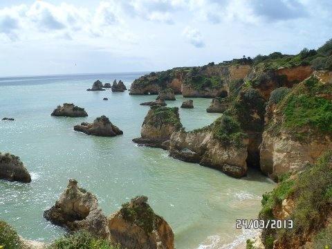 Praia do Vau - PORTIMÃO - Algarve