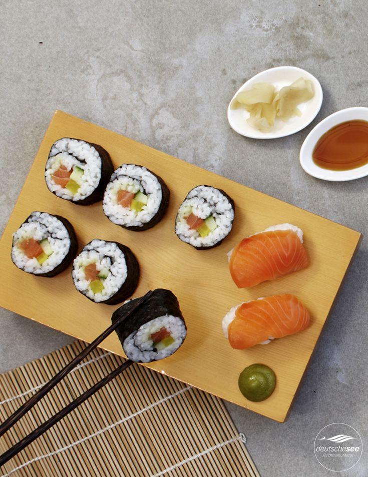 Sushi selber machen: So einfach geht's!