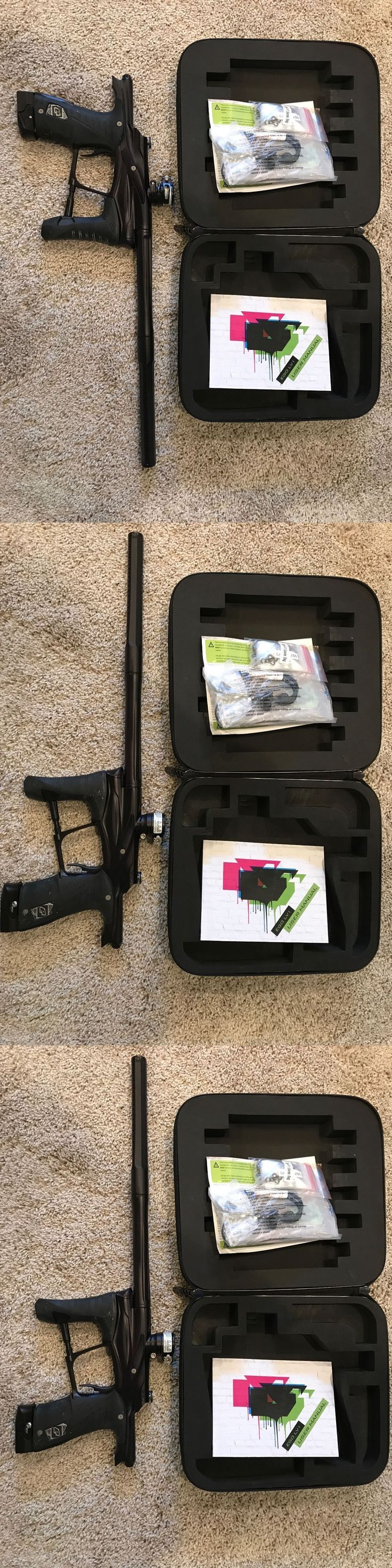 Paintball Markers 16048: Planet Eclipse Ego Lv1 In Slightly Used Condition (Only Used Once) -> BUY IT NOW ONLY: $549 on eBay!