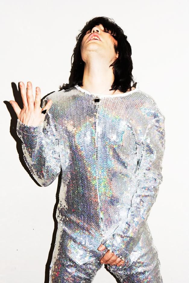 Mirror Ball Suit | costume inspiration | Noel fielding ...
