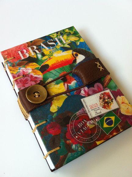Diario de viagem série Brasil - Tucano