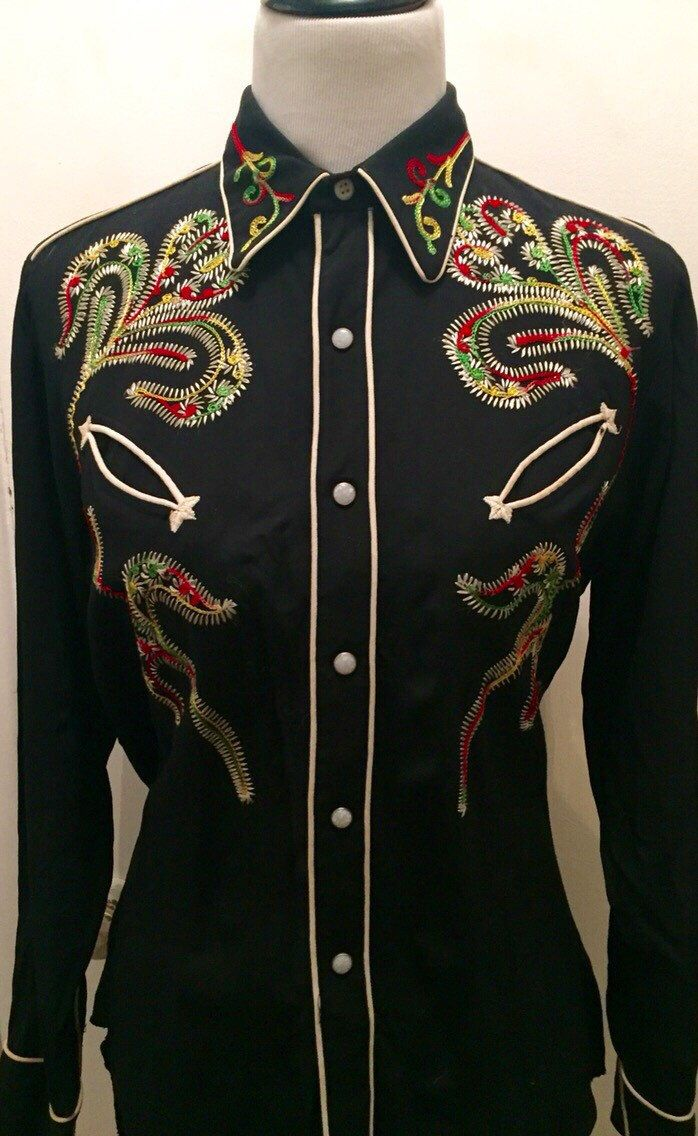 vintage miller western wear denver colorado
