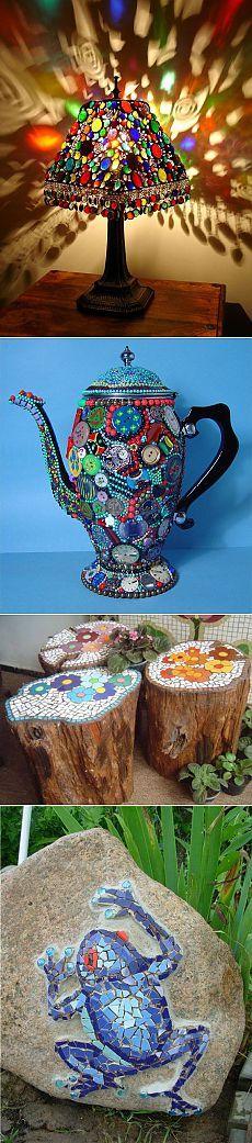 Мозаика в интерьере и ландшафтном дизайне - Ярмарка Мастеров - ручная работа, handmade