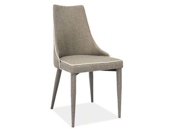 Krzesło Soren ma znakomitą klasyczną formę, stylem przywodzi krzesła z lat 60-tych poprzedniego wieku.  http://mirat.eu/krzeslo-soren,id21115.html