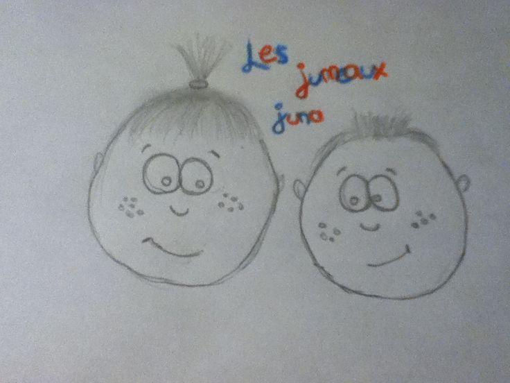 Les jumeaux juno