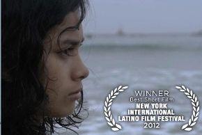 Cortometraje peruano Pescadora triunfa en festival de cine latino de Nueva York.
