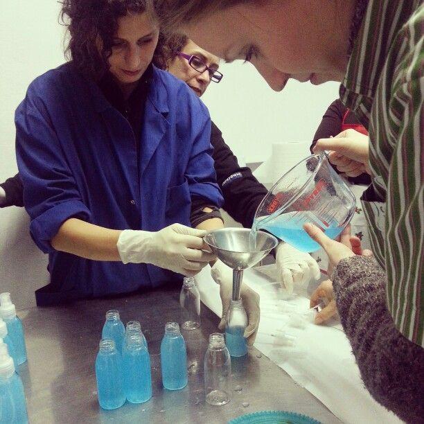 Corso di cosmesi naturale a Milano primo livello due giorni intensivi