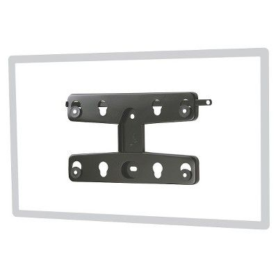 Small Low Profile Wall Mount for 13-26 TVs - Black (Slwm)