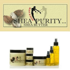 Shea Purity provides products that are 100% natural, using the finest essential oils and minerals sourced from Africa and Australia that can be used on everyone - men, women, children and especially babies.