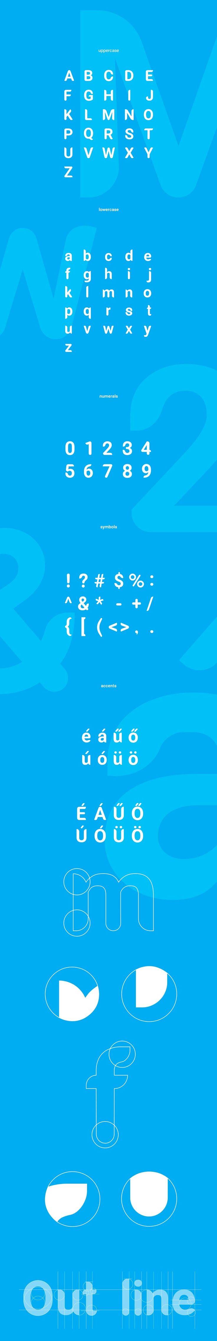 Millunium est une typographie réalisée par le designer Kolcsar Zsolt, c'est une typo moderne, sans sérif et plutôt visuellement agréable grâce à ses angles arrondis. La typographie est gratuite pour un usage personnel ainsi que commercial, elle est composée des caractères spéciaux et des caractères accentués, je pense qu'elle devrait vous plaire. Télécharger cette typographie
