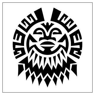 Tribal Tattoo African
