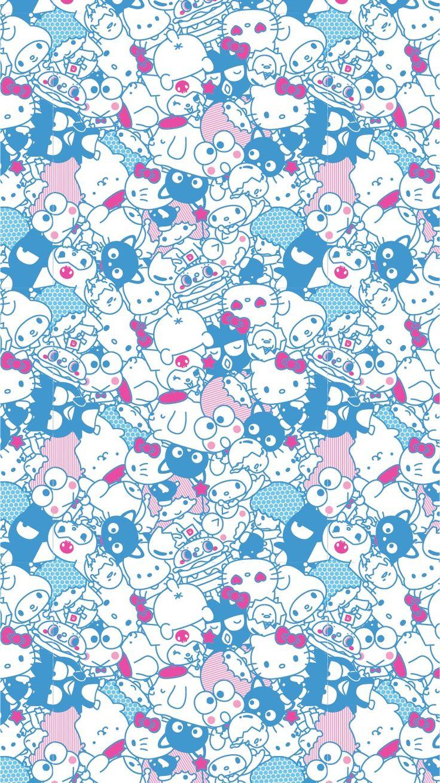 Must see Wallpaper Hello Kitty Pattern - 6367a811a5f65c1d6f4fd7bbac4f00eb--sanrio-wallpaper-kawaii-wallpaper  Collection_279570.jpg