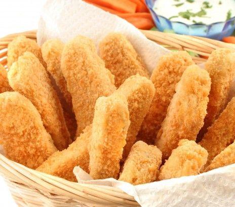 Paluszki z kurczaka w sezamie na słodko - Przepisy. Paluszki z kurczaka w sezamie na słodko to przepis, którego autorem jest: Magda Gessler