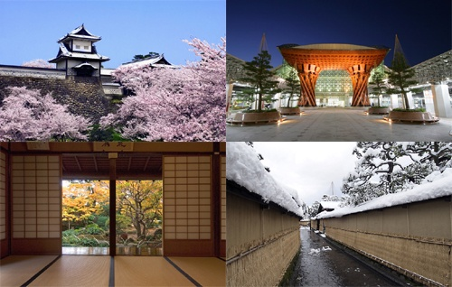 Kanazawa University is located in Kanazawa, a city with a stimulating environment that has both traditional style and a modern sense of energy.