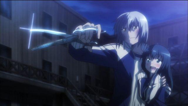 断裁分離のクライムエッジ - The Severing Crime Edge (Anime)