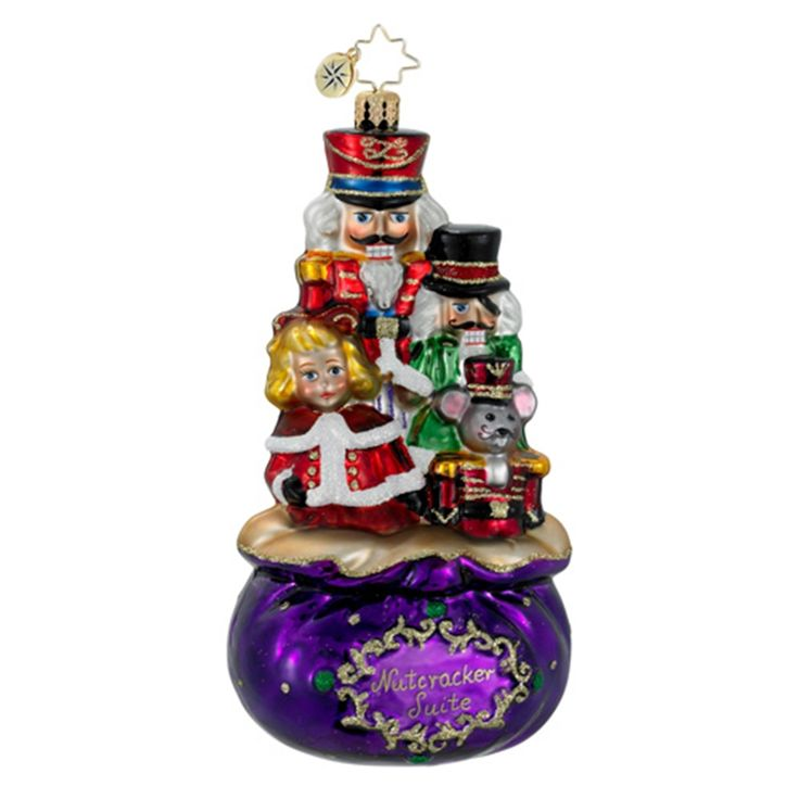Collectible Christmas Ornaments 73 best christopher radko nutcracker ornaments images on pinterest