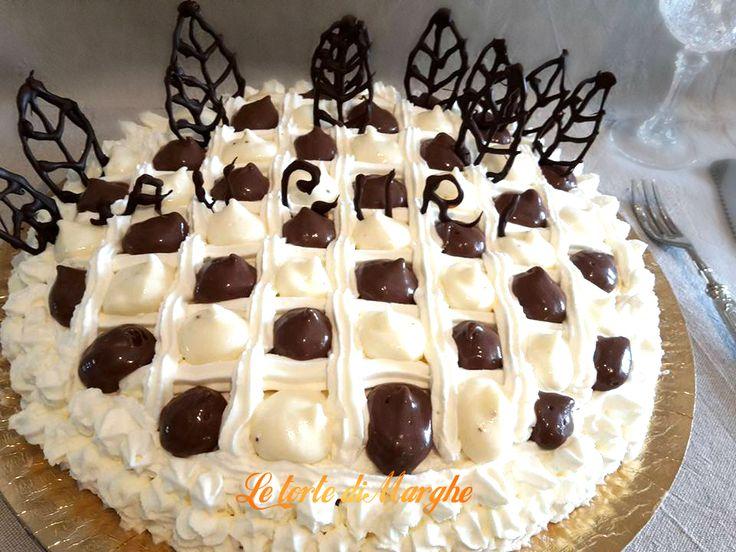 Torta cheesecake forma dama. Ciao amici che ne dite di fare questa torta cheesecake insieme?
