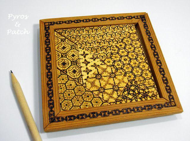 Mutazioni in legno: Il Tangram