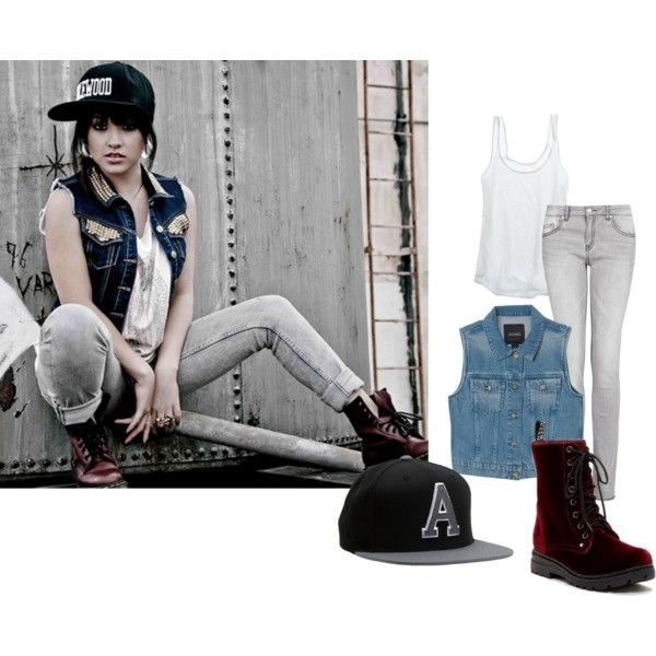 """becky g"" by merysa17 on Polyvore"