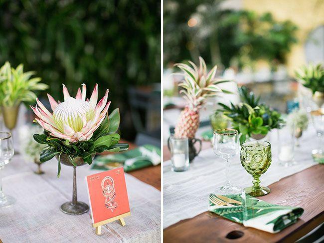 An Urban Jungle Wedding at Millwick: Season + Kier