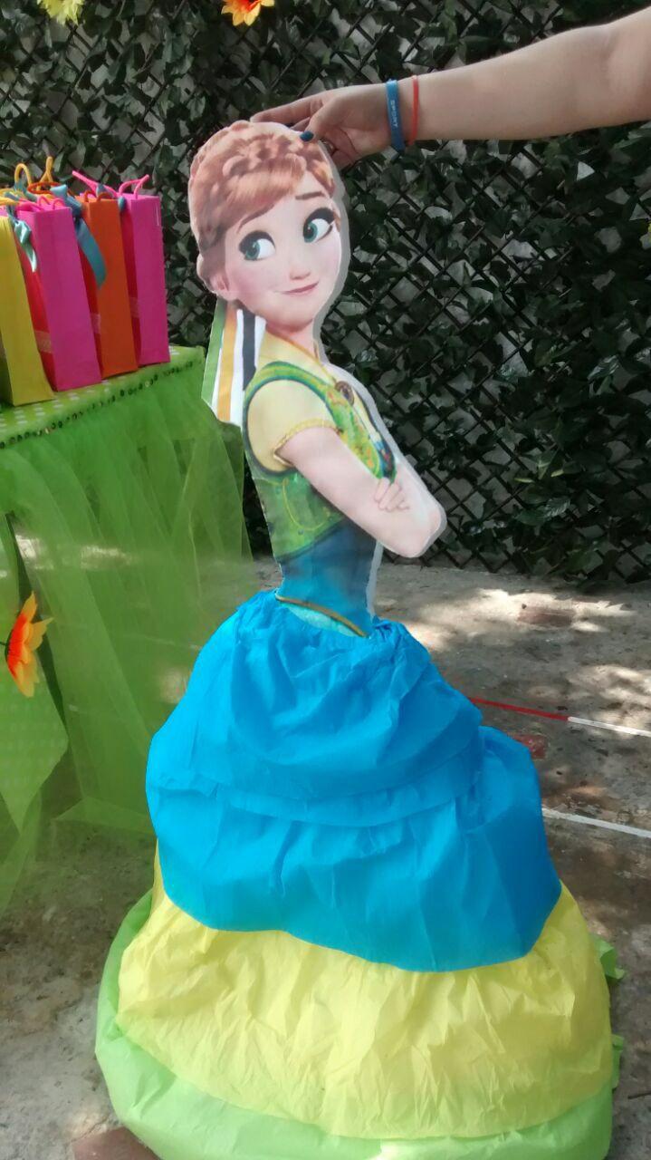 Piñata Anna fever
