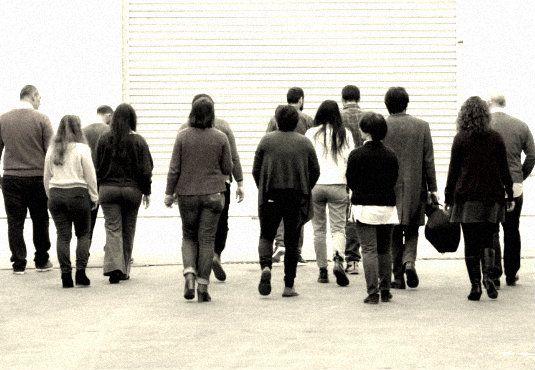 """#Χορωδία_ανέργων,""""Όσα δε μπορούν να ειπωθούν, μπορούν να τραγουδηθούν"""" http://fractalart.gr/xorwdia-anergwn"""