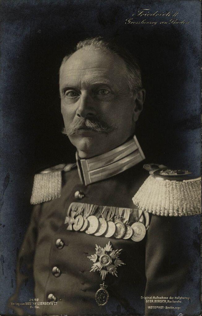 Friedrich II., Großherzog von Baden