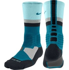 Nike Hyperelite Fanatical Crew Basketball Sock - Dick's Sporting Goods