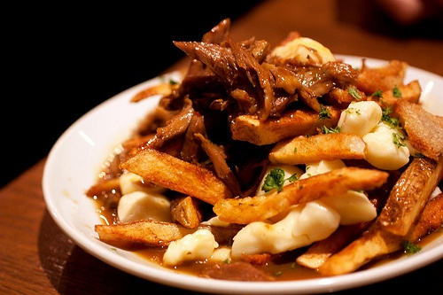 Duck Confit Poutine @ The Brindle Room | East Village, 10th Between 1st & A