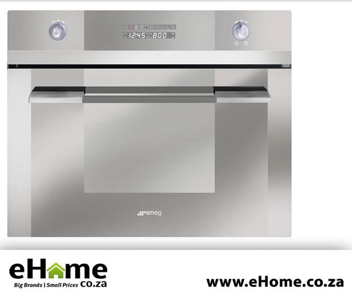 Click here to have a look at the endless amount of user friendly features this Smeg Compact oven has to offer, http://apost.link/2V6. #appliances #cooking #ehome
