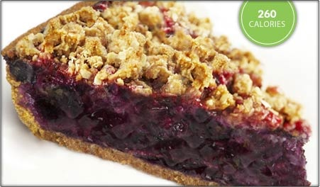 Blueberry Crumble Pie | Blueberry Hill... Where I found my thrill ...
