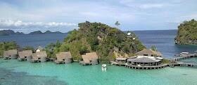 Misool Eco Resort, Raja Ampat (Indonesia)