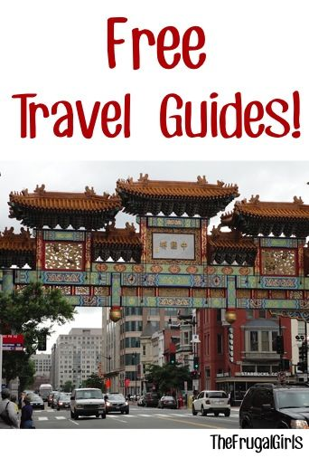 FREE Vacation Travel Guides!!