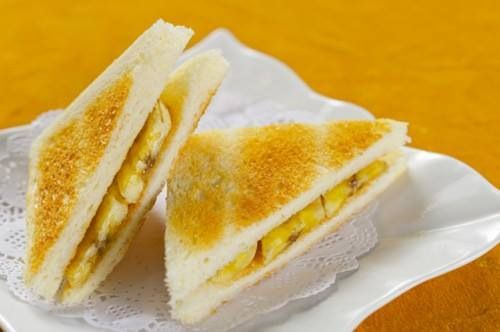 Gallery.ru / Сладкие сэндвичи – простой и приятный завтрак! - Основные блюда, гарниры, блюда для завтрака - angry-firefly