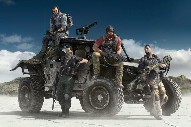 An In-Depth Look at 'Tom Clancy's Ghost Recon Wildlands'