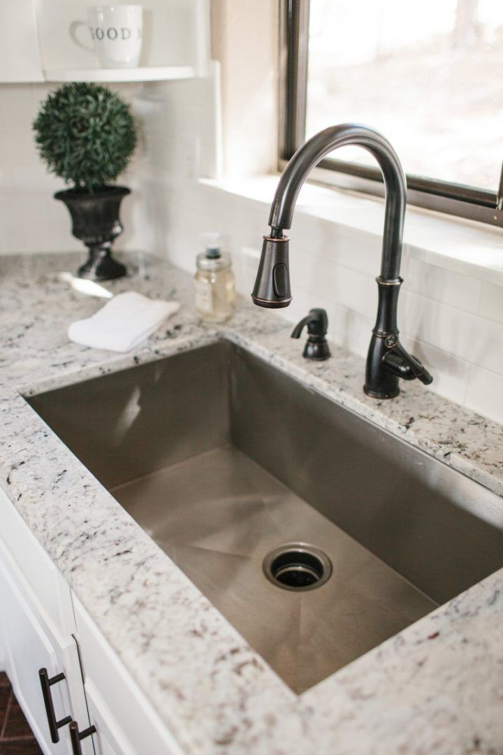 Which Kitchen Sink Basin Is Right For You Single Bowl Marble Countertops