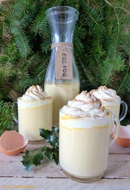 Eggnog, selbstgemachter Eierpunsch | Meine Küchenschlacht