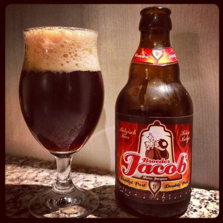 Broeder Jacob Dubbel Port 9% brewery Broeder Jacob, Wezemaal 6/10