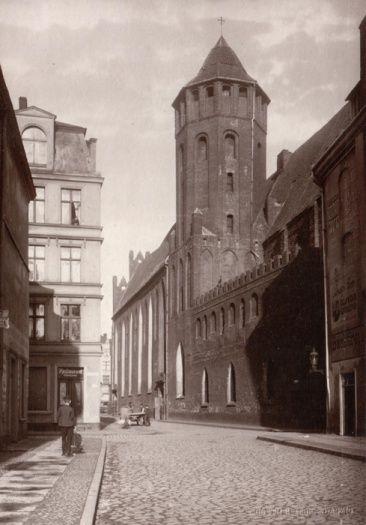 Gdański #klasztor dominikanów. #dominikanie #gdańsk