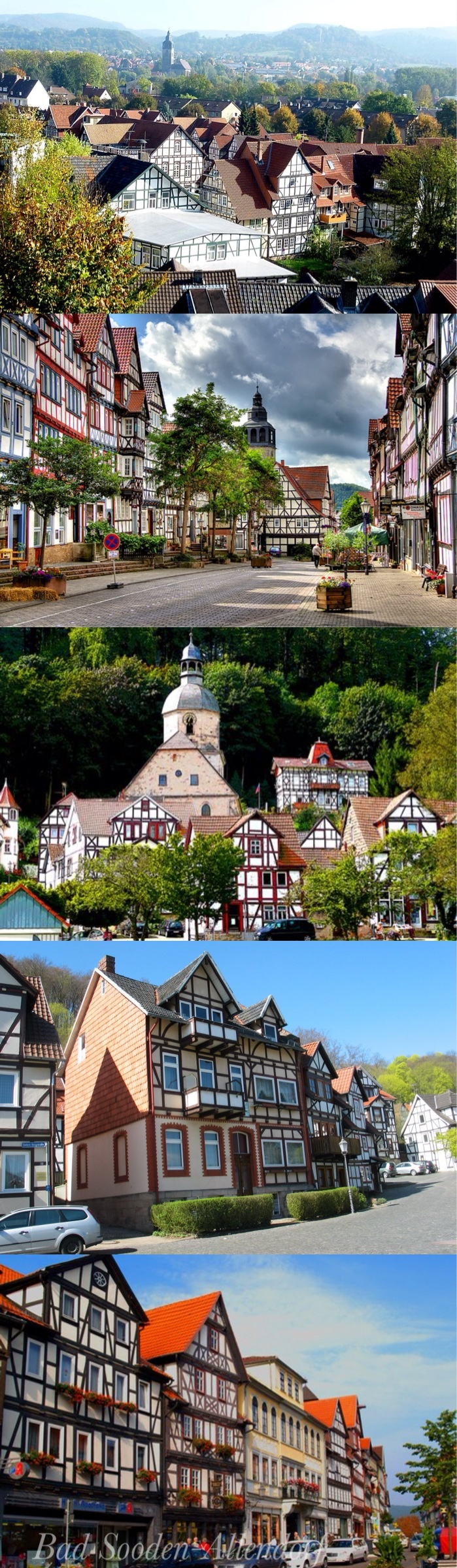 Bad Sooden-Allendorf is a town in the Werra-Meißner-Kreis in Hesse, Germany. Bad Sooden-Allendorfis the first town in Germany which is taking a payment from horseowners - 750 € /horse- and people which do not own a horse but rie one and pay for this.