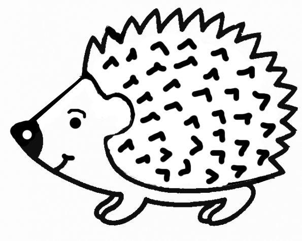 Coloriage Herissons.Coloriages Herisson Les Animaux Hedgehogs Herisson