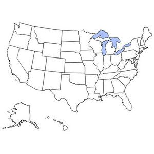 Best Maps Images On Pinterest Free Maps Hockey And  States - Free printable blank us maps royalty free