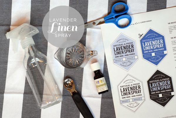 Restored Style | Lavender linen spray | Bungalow Decor & Restoration