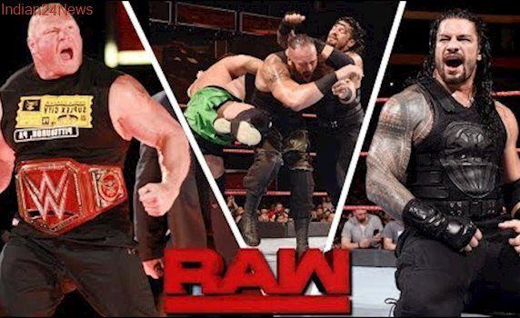 WWE RAW 31 July 2017 Highlights HD - WWE Monday Night Raw 7/31/2017 Highlights HD