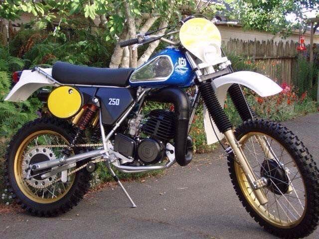 Husky Or 250 Husqvarna Pinterest Dirt Biking Motocross And
