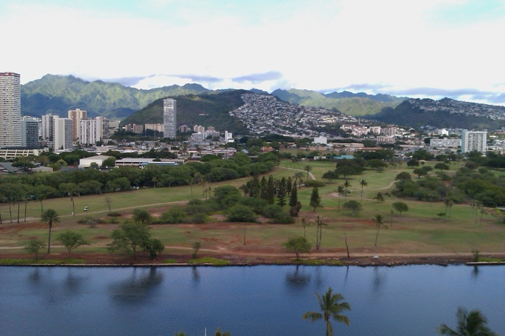 Mauka View from our Studios