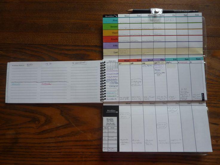 FlyLady Домашний уют: FlyLady Семейный календарь